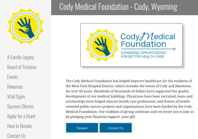 cody medical foundation